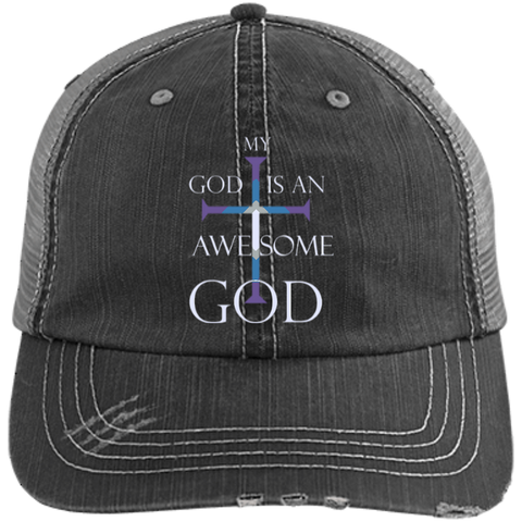 My God Is An Awesome God Hats