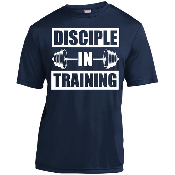 Disciple in Training Christian Weightlifting