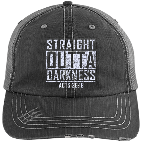 Straight Outta Darkness Hats