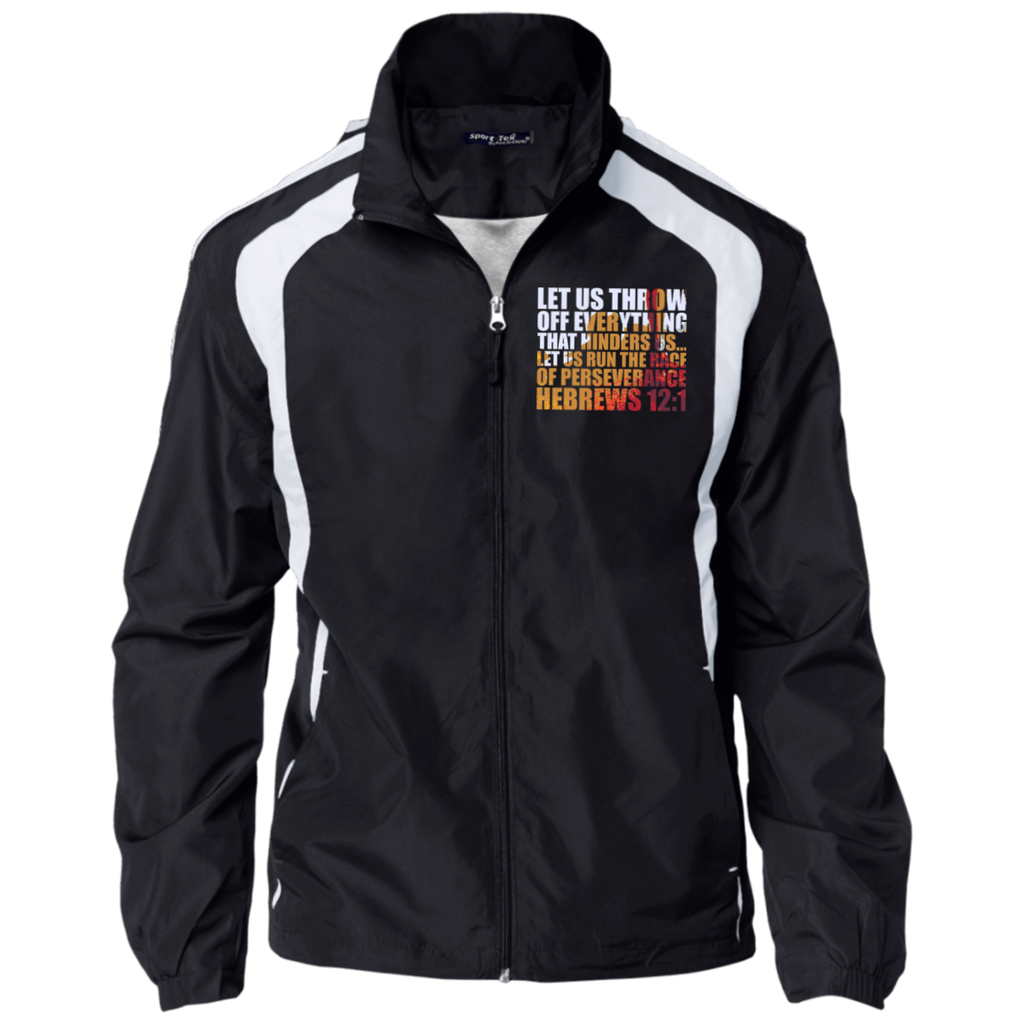 Let Us Run the Race of Perseverance Jackets Sweatshirts Pants