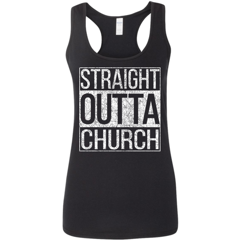 Straight Outta Church Shirts