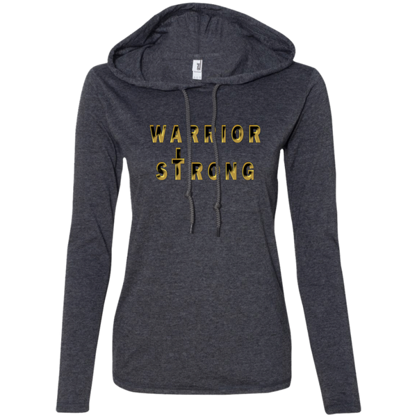 Warrior Strong Ladies Shirts