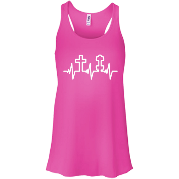 Jesus and Fitness Heartbeat