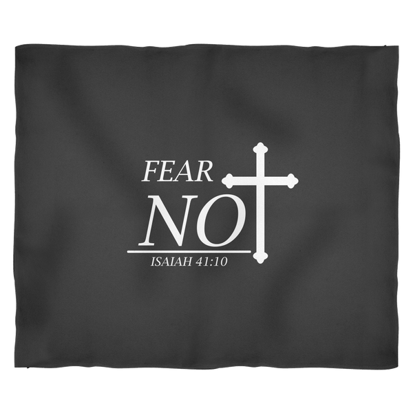 Christian Bible Verse Gifts Fleece Blanket