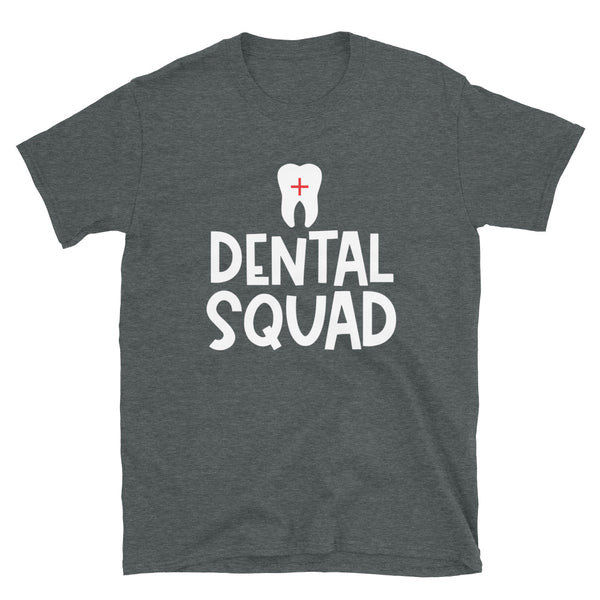 Dental Squad Shirt | For Dentist, Dental Hygienist, Dental Assistant | Clinic Shirts | Appreciation Gifts Coworkers | Colleague Holiday Gifts