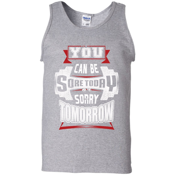 Sleeveless - You Can Be Sore Mens Tank