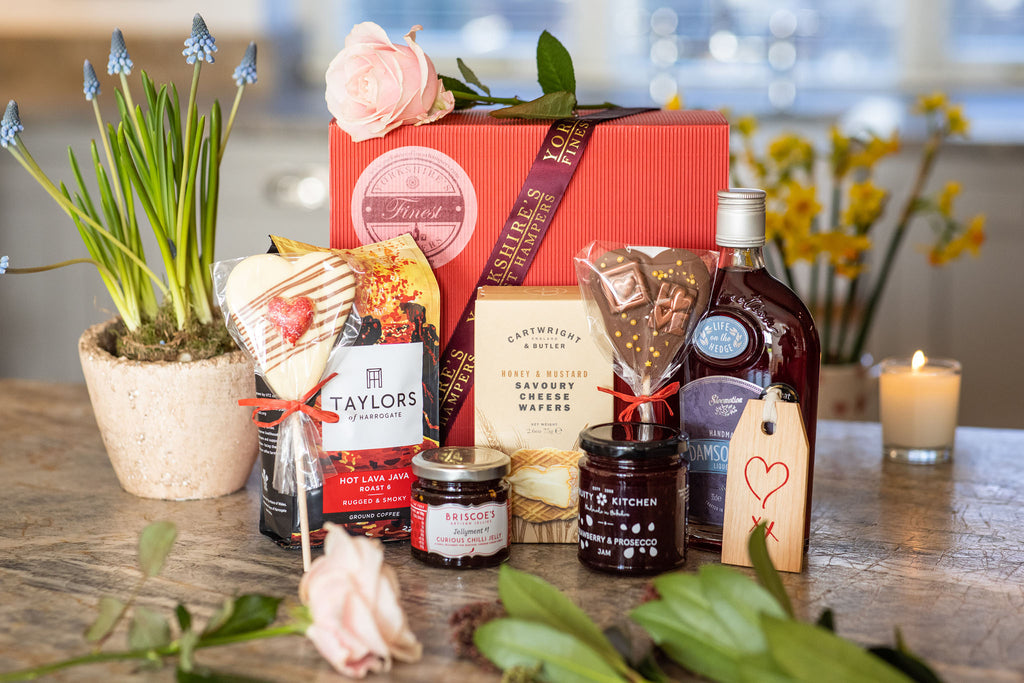 Valentines Hampers
