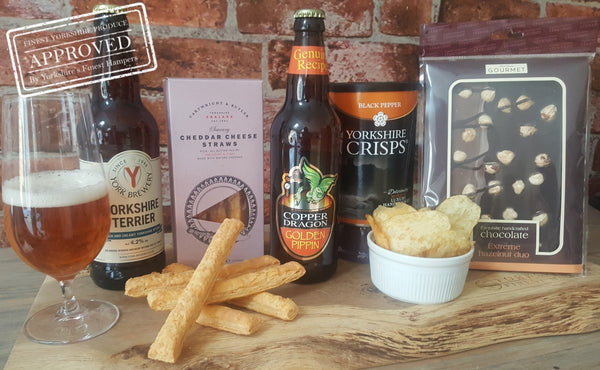 The Yorkshireman Hamper (incl Free Delivery)