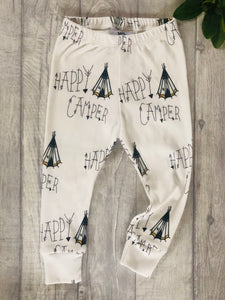 Happy Camper Organic Childrens leggings