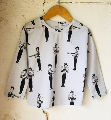 Marcel the Mime Tee