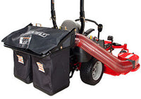 Gravely 2 Bucket Bagger-Heavy Duty Blower for Pro-Turn and Pro-Turn 100 Models