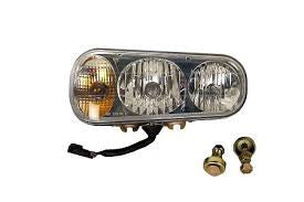 SnowDogg Plow Light Assy PS