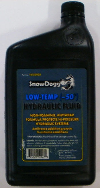 SnowDogg Low Temp Oil