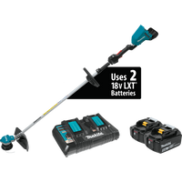 Makita 18V X2 LXT Brushless Cordless String Trimmer Kit