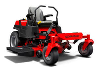 Gravely ZT X Series