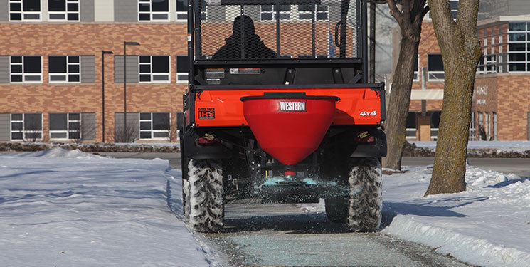 Western Model 300W Low Profile Spreader