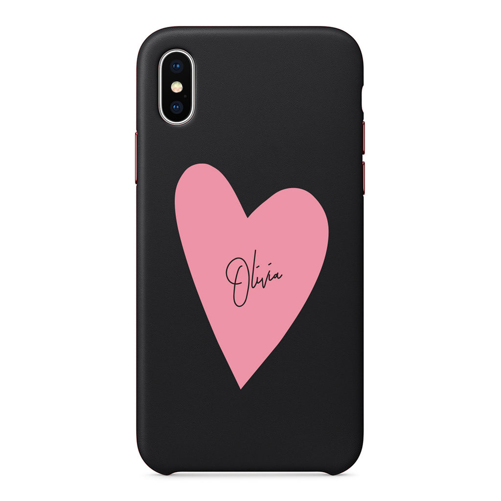 Heart Name Case