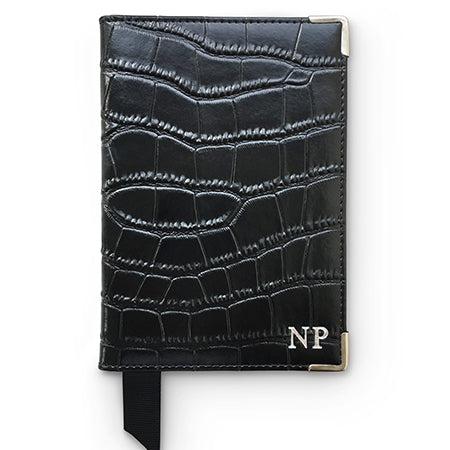 Black Croc Passport
