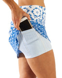 Gratitude Golf Skort - Transitions Porcelain - $104.00