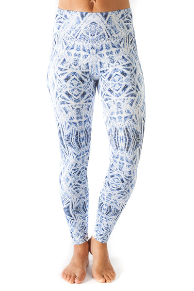 Long Legging - Ice Crystals