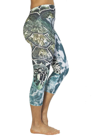 Inspire Capri  -  Green Sea Turtle  $84.00