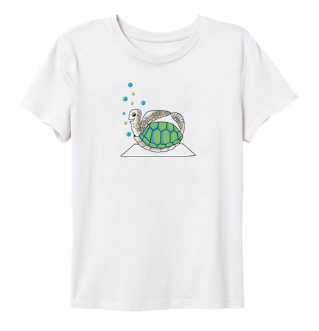 Turtle Yoga T-Shirt