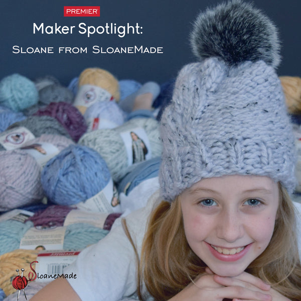 Maker Spotlight: Sloane from SloaneMade