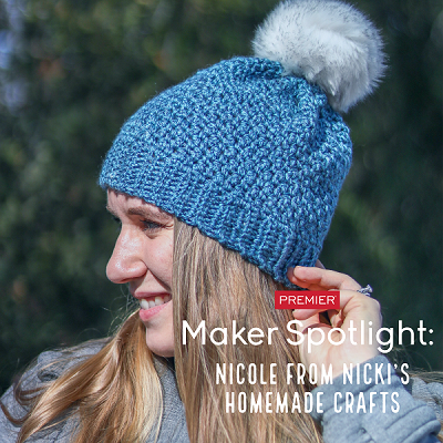 Maker Spotlight: Nicole, Nicki's Homemade Crafts