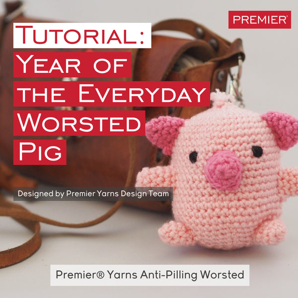 Tutorial: Year of the Everyday Worsted Pig