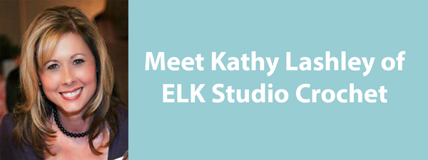 Meet Kathy Lashley of ELK Studio Crochet