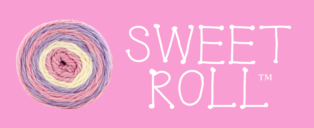 Crochet Patterns For Sweet Roll Yarn : Introducing Sweet Roll - Premier Yarns