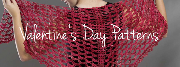 Premier Yarns Valentine's Day Patterns