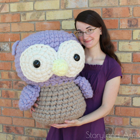 Premier® Owen the Owl Kit (19 Skeins)