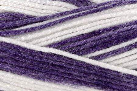 Uptown Worsted Spirit Stripes Yarn - Bag of 5 Same Color