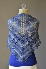 High Tide Shawlette