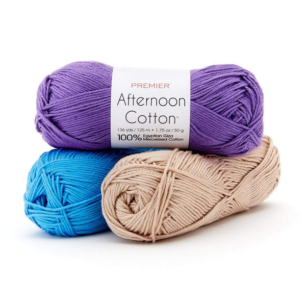 Premier® Afternoon Cotton™ (Mercerized)