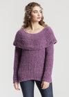 Andromeda Cowl Neck Sweater