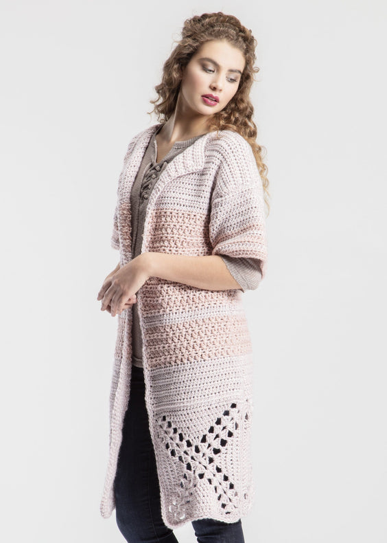 On the Square Cardigan