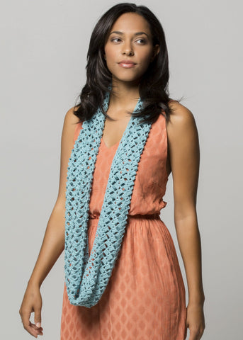 Willow Ribbed Scarf