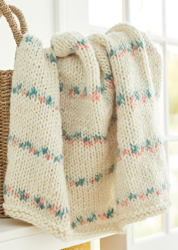 Pretty Posies Blanket