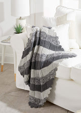 Crenellated Blanket