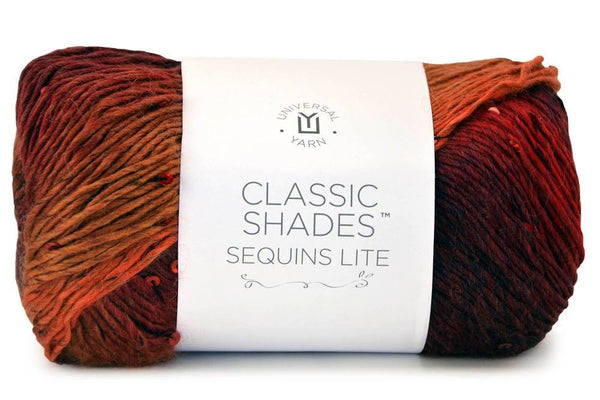 Universal Classic Shades Sequins Lite Yarn