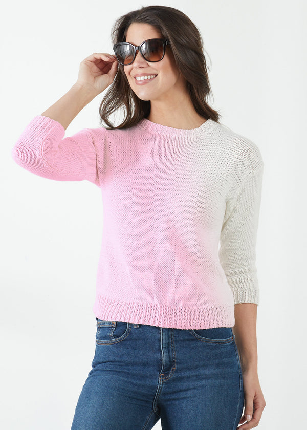 Color Changing Pullover