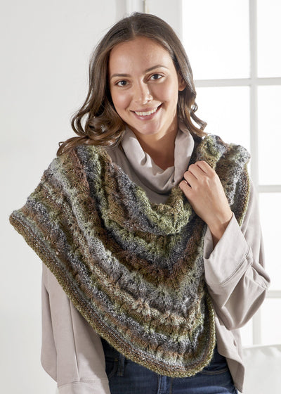 Columbia Shawl