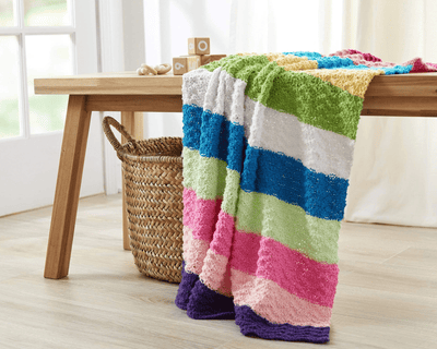 Cotton Sprout Baby Blanket