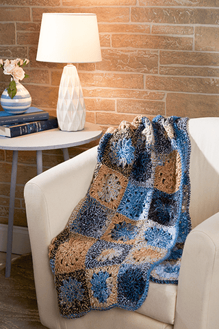 Premier® Hexagonal Scarf Free Download