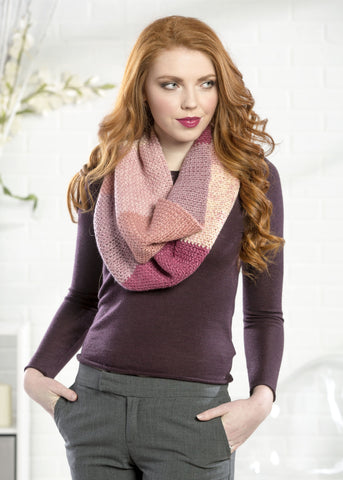 Tulip Fields Cowl