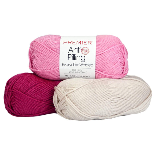 Premier Anti-Pilling Everyday® Worsted Solids