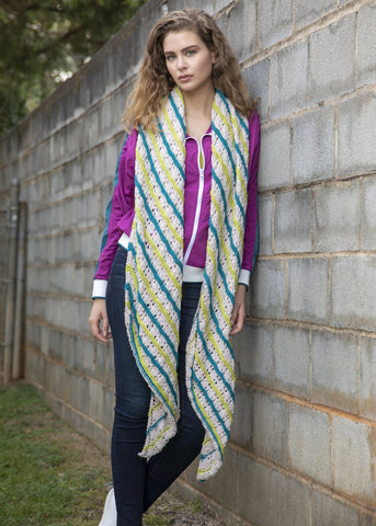 Lighter than Air Shawl