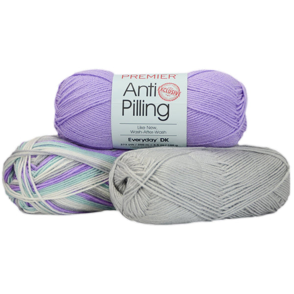 Premier Anti-Pilling Everyday® DK Solids and Multis Yarn